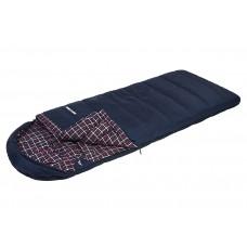 Кемпинговый спальник-одеяло Belfast XL Comfort, с левой молнией