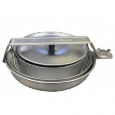 Набор туристической посуды Следопыт Персона PF-CWS-K10