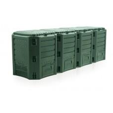Компостер садовый 1600л Module IKSM1600Z-G851 зеленый