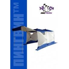 Палатка для зимней рыбалки автомат Big Twin Пингвин Призма 1-сл